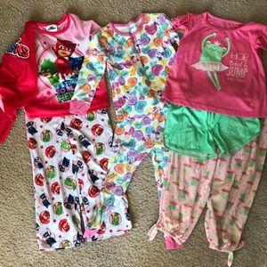 Other - Bundle of 3 Pajamas